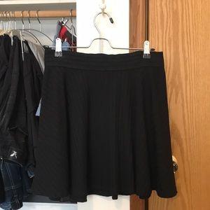 Abercrombie&Fitch Mini Black Skirt